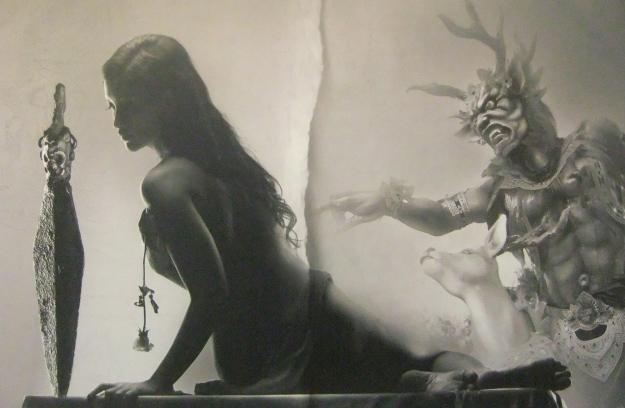 """IB Putra Adnayana, """"Kijang Kencana"""" photograph. image by Richard Horstman"""