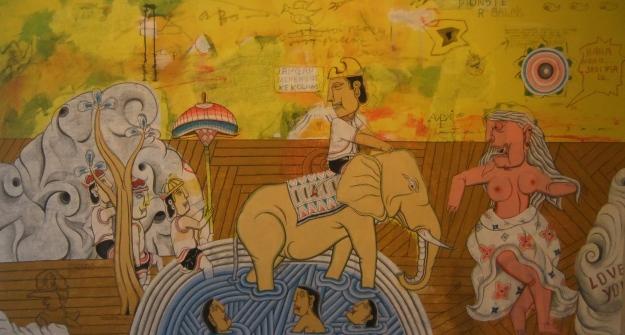 """""""King's Patrol"""" 2015 - Teja Asatawa"""