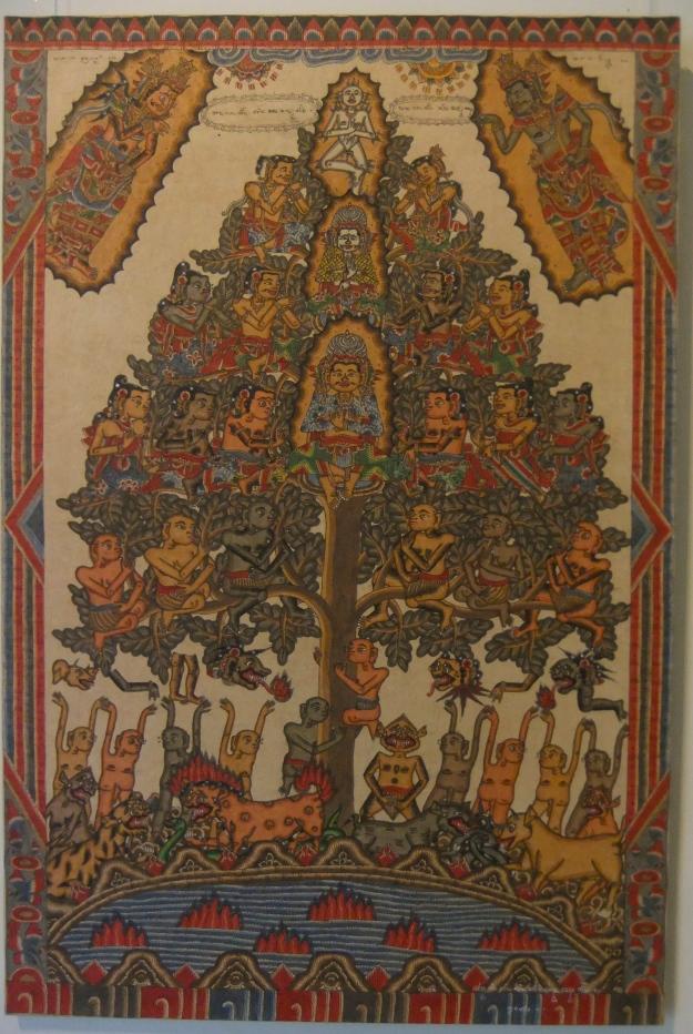 """Pohon Kehidupan"" Mangku Muriati 2010"