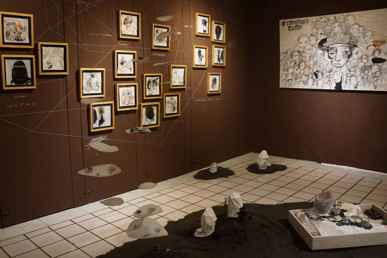 """Cata Odata - """"Distopia"""" Exhibition 2015 - Image Cata Odata"""