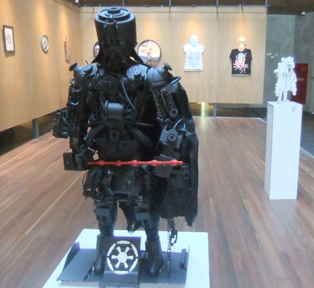 """Recycled Robot"" Hendra BaliArtGasm"