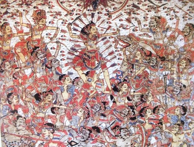 Kamasan Painting Image R. Horstman