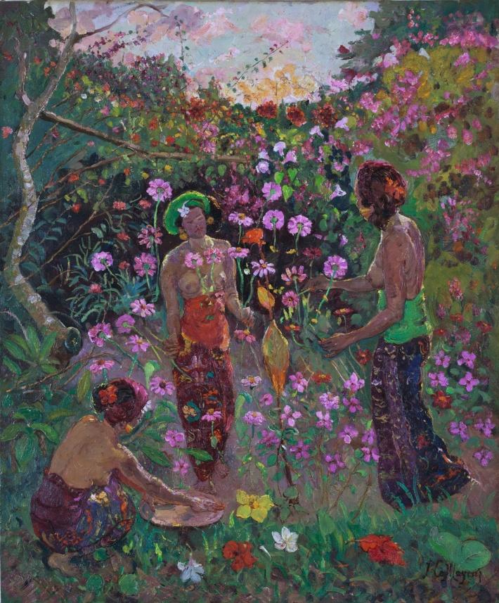 2-lot-368-adrien-jean-le-mayeur-de-merpres_three-women-in-the-garden