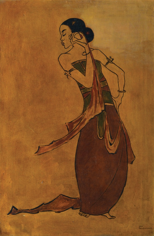 lot-343-jan-portenaar-javanese-dancer-ooc-91x60