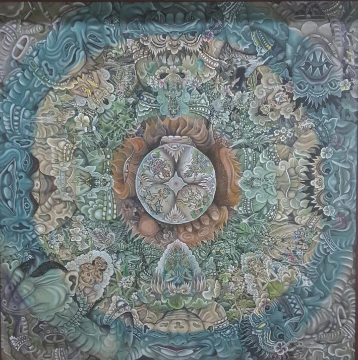 Cosmic Circle - Dewa Nyoman Batuan
