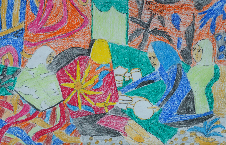 TiTian Childrens Prize - KADEK DWIKA DHARMA PUTRA-KEBERSAMAAN-22 X 32 CM .JPG