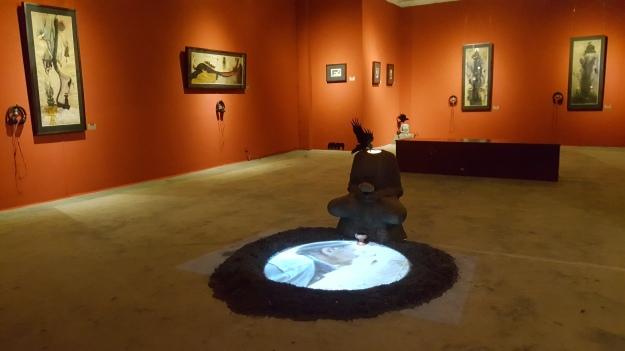 """""""IRON COCOON"""" Amin Taasha - Image Richard Horstman"""