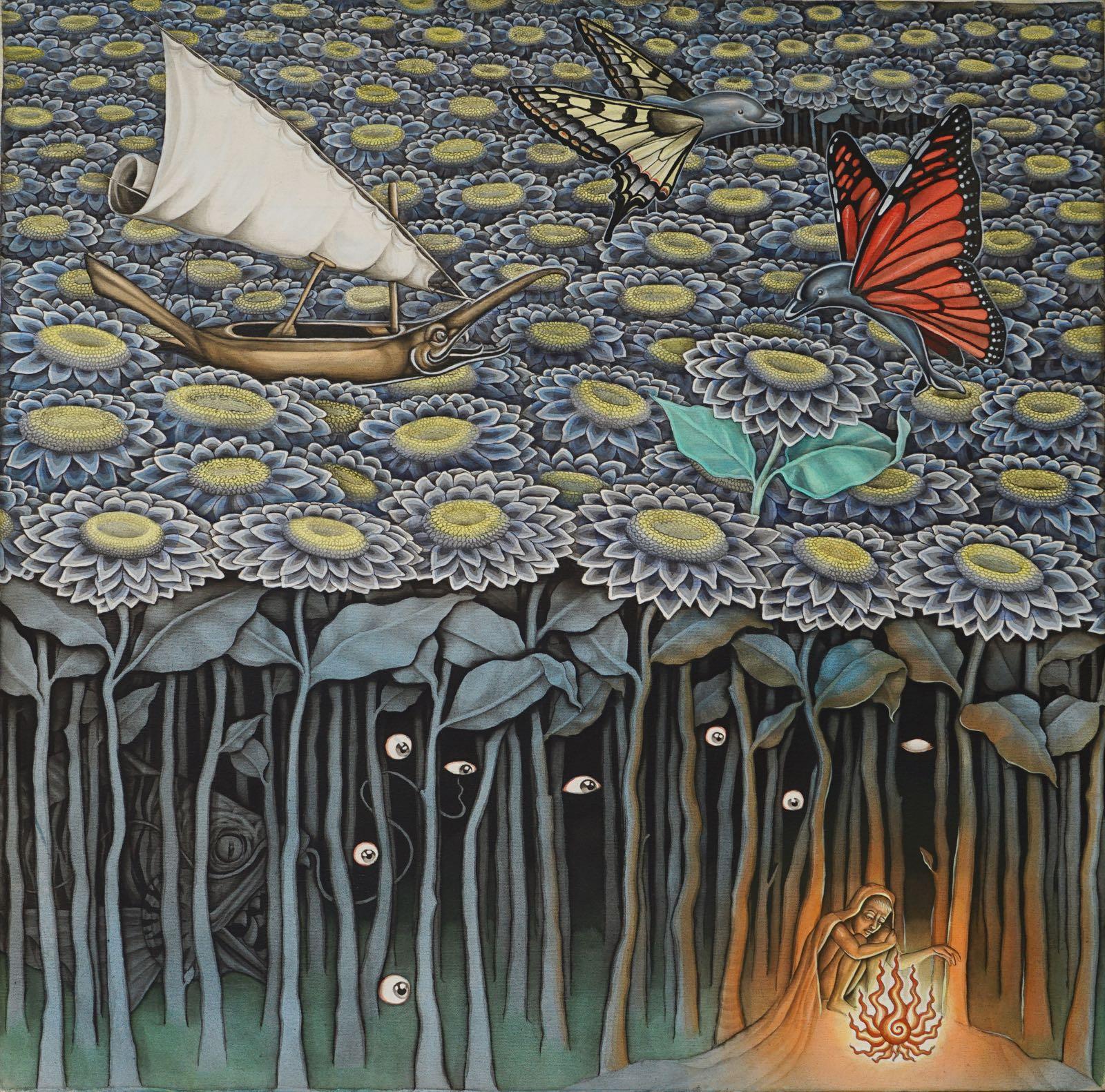 Wayan Budiarta - Drowning - 2017