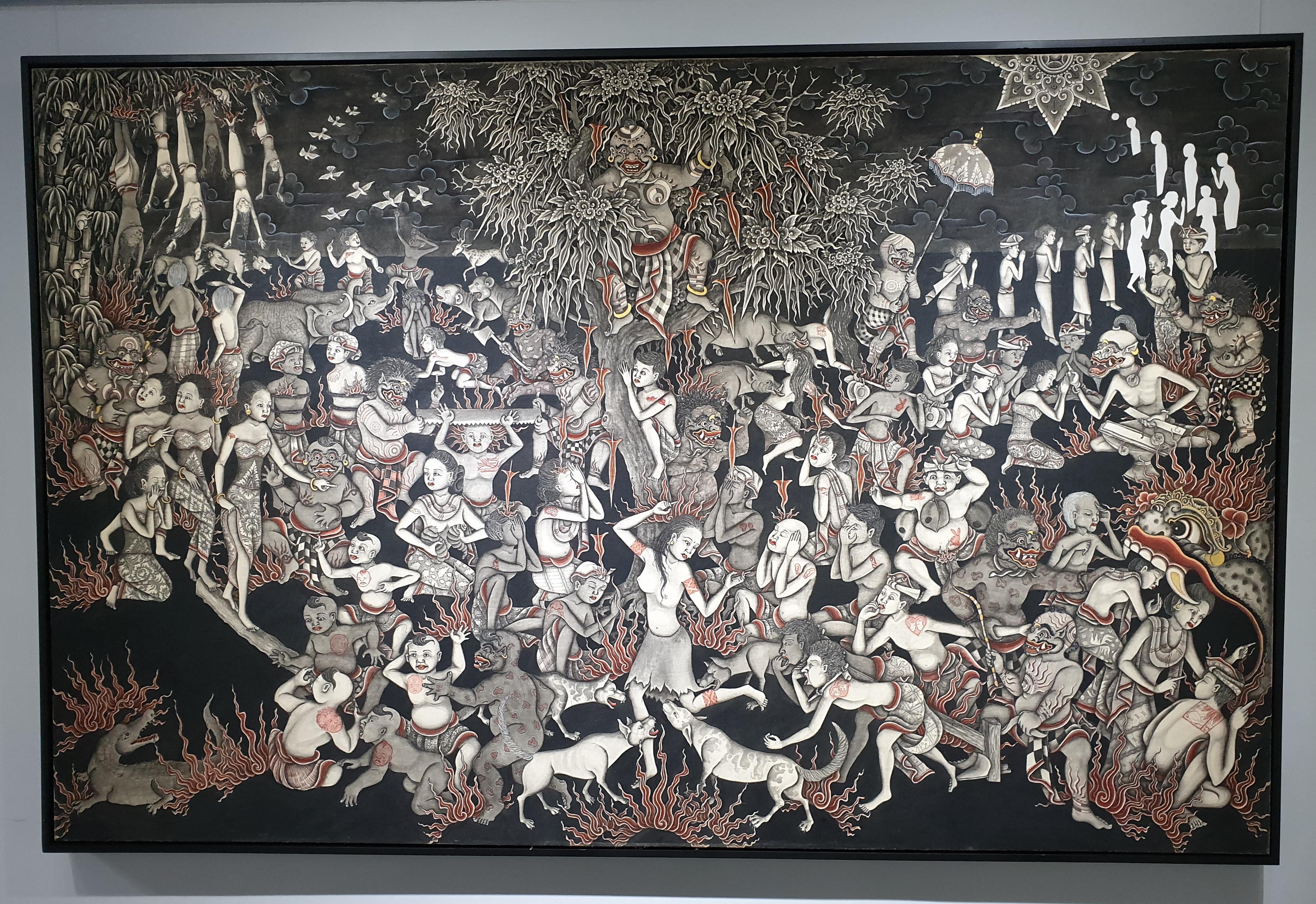 """Atma Prasangsa"" 2011 made Sujendra Image R. Horstman"