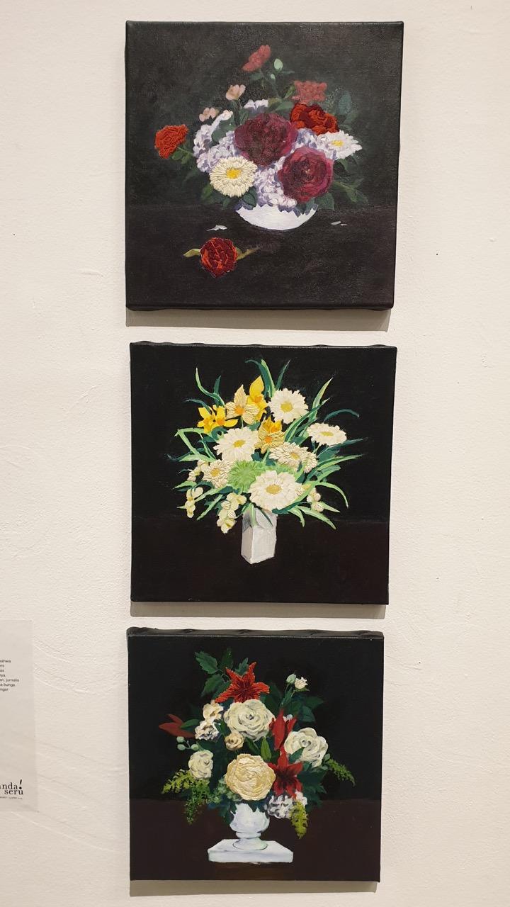 """""""Dan Bunga Berkata"""" by Aria Gita Indira Image Richard Horstman"""