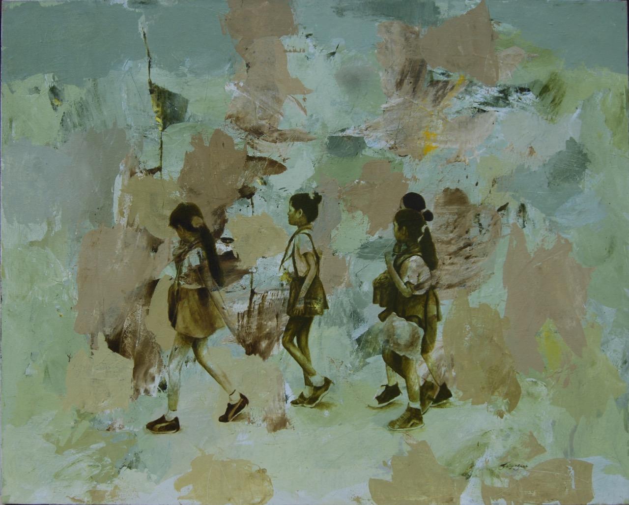Walau-abstrak-teruslah-150x120cm-2016-ac-on-canvas