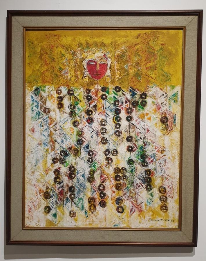 """Cili Uang Kepeng"" 1995 - I Nyoman Tusan, image R. Horstman"