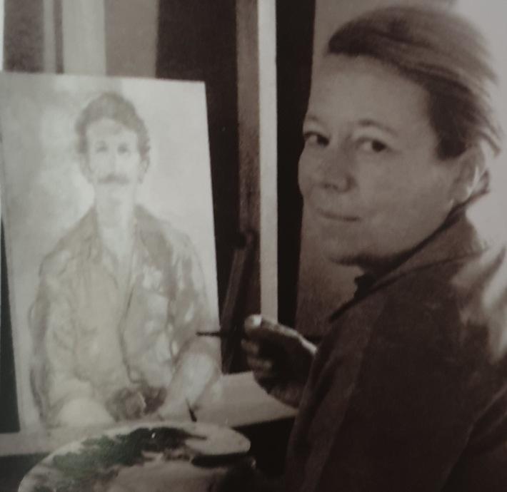 Geneieve Couteau (1925 - 2013)