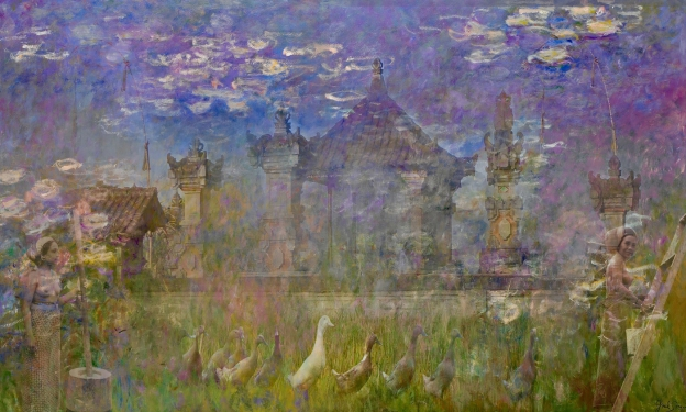 Monet Temple copy