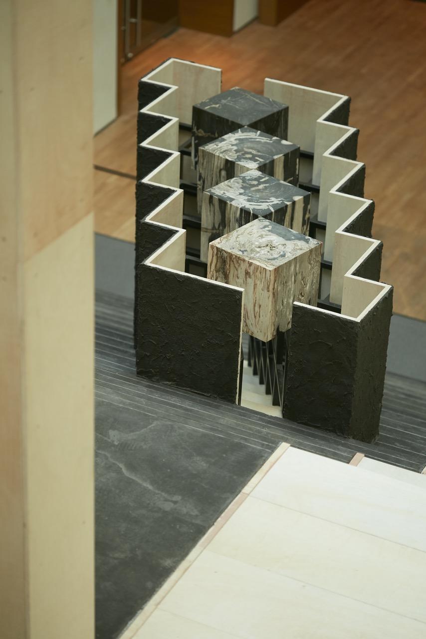 Black—Hut, Black—Hut, 2019 Boedi Widjaja Image courtesy of Boedi Widjaja & 2019 Singapore Biennale #6