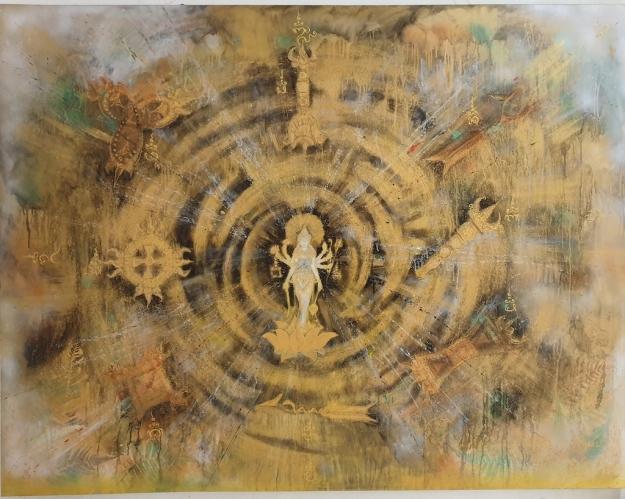 'Durga' 2011 - Wayan Sika image Richard Horstman