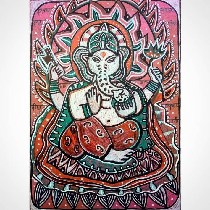 'Ganesha' 2019 - Ni Luh Voni Dewi